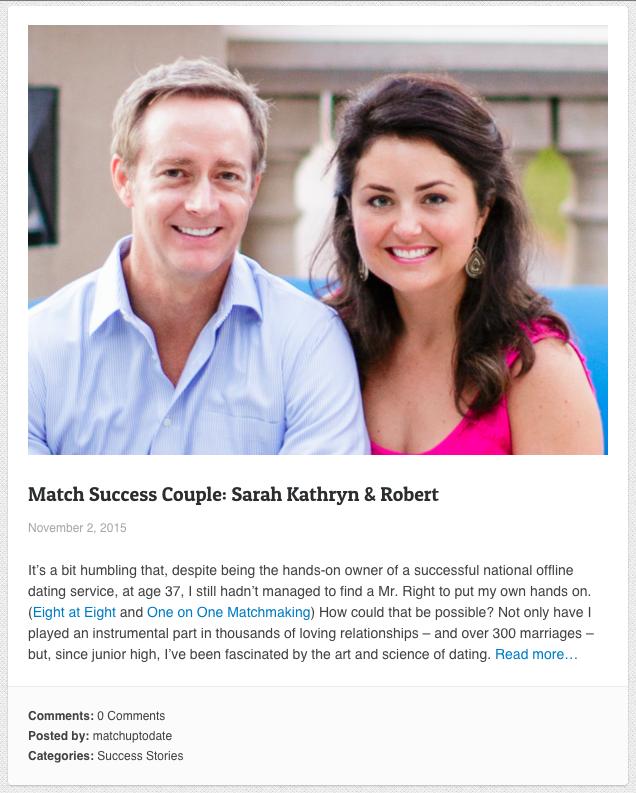 match com success stories