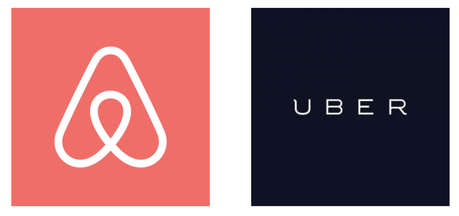 Uber and Airbnb