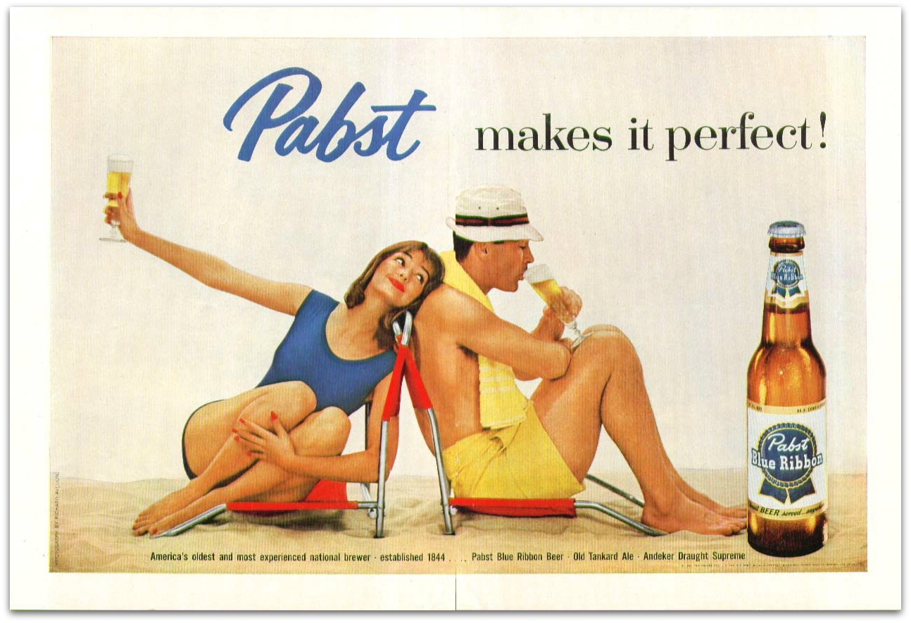 pabst makes perfect