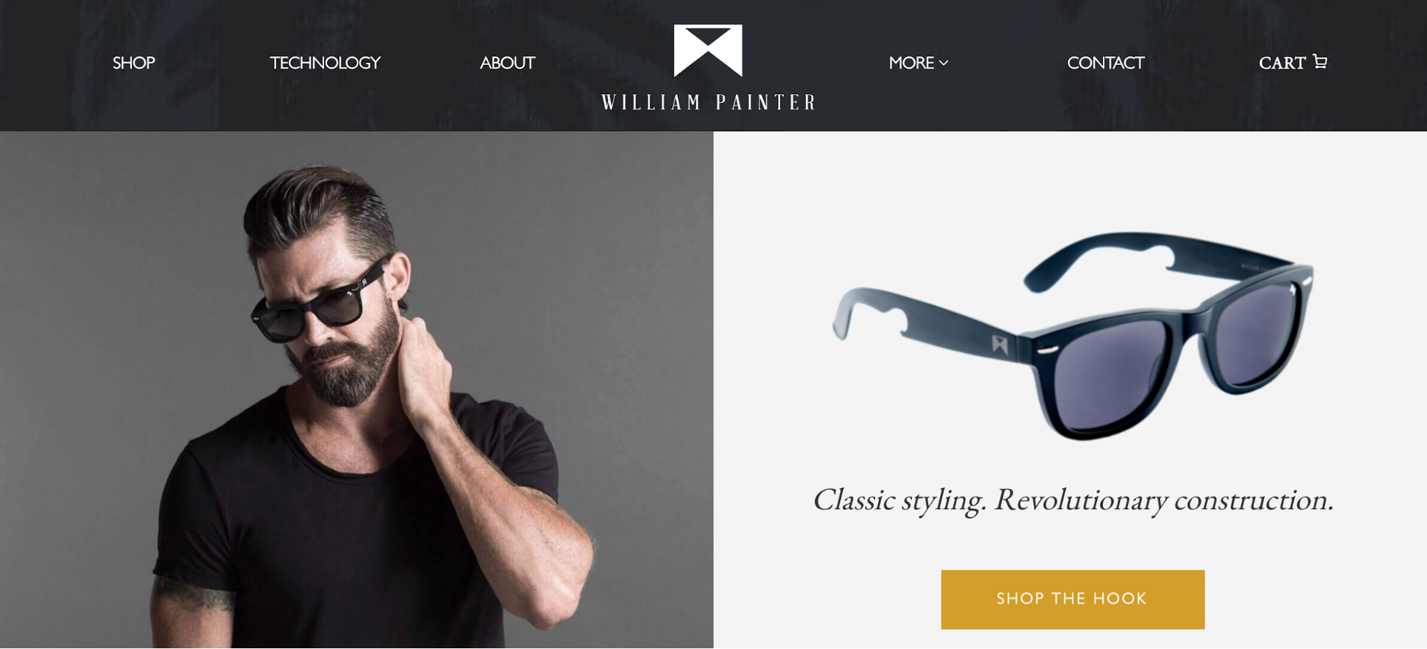 bf0d1483c6 How William Painter Increased Ecommerce Sales By  50