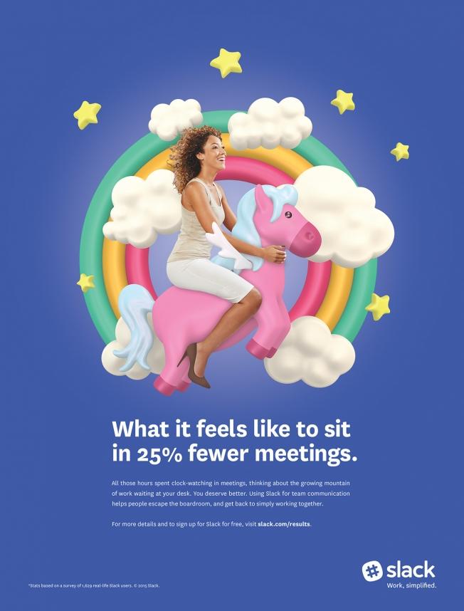 Screenshot showing a Slack brochure