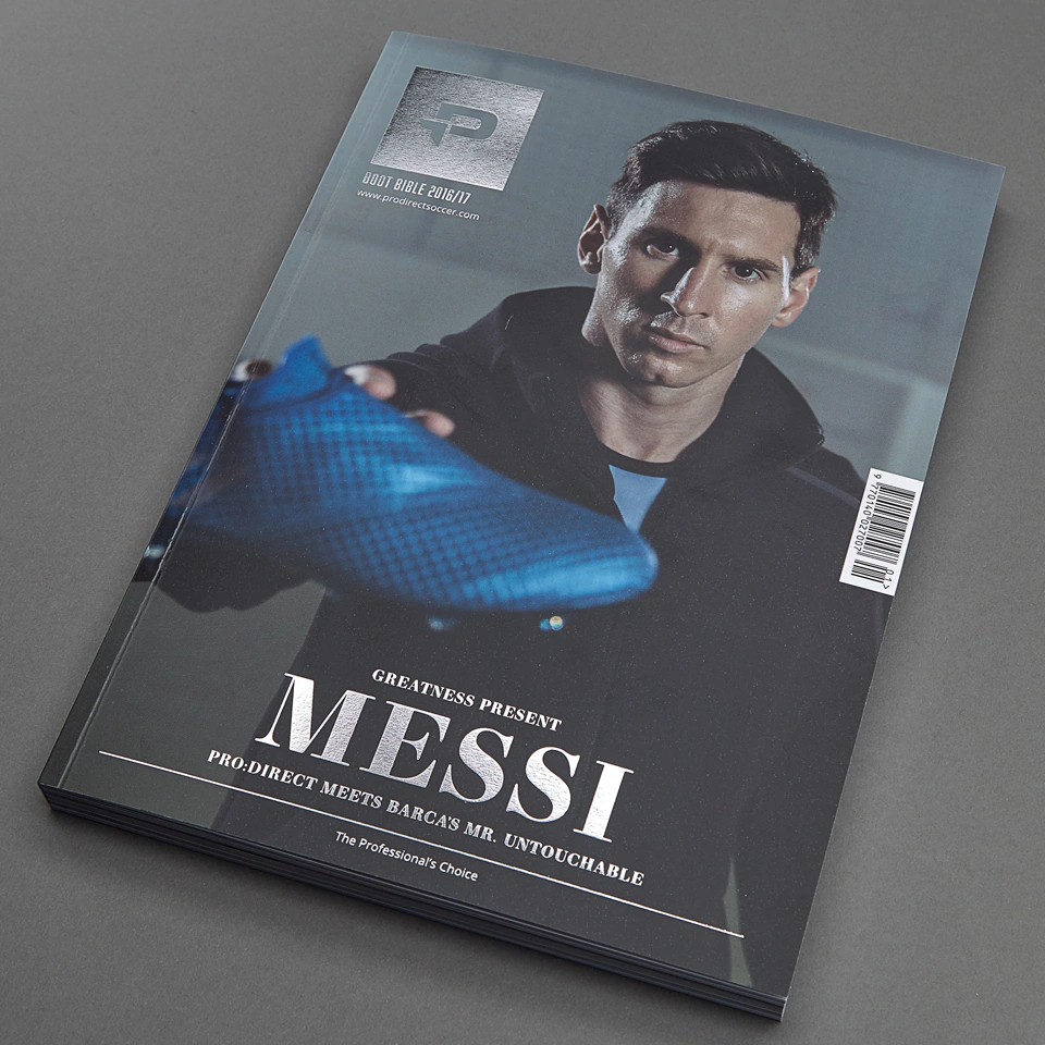 Screenshot showing a magazine