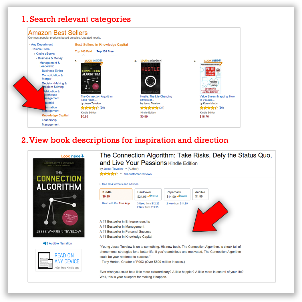 How to write a book that will 10x your email list sumo search relevant categories fandeluxe Gallery