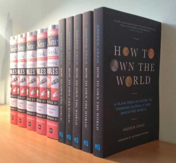 Screenshot showing books