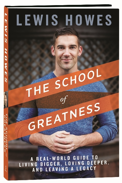 Lewis Howes School of Greatness book