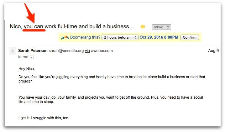 13 Insanely Clickable Email Subject Line Examples Backed By