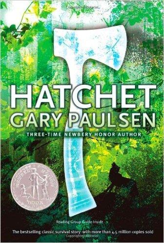 Cover art for Hatchet
