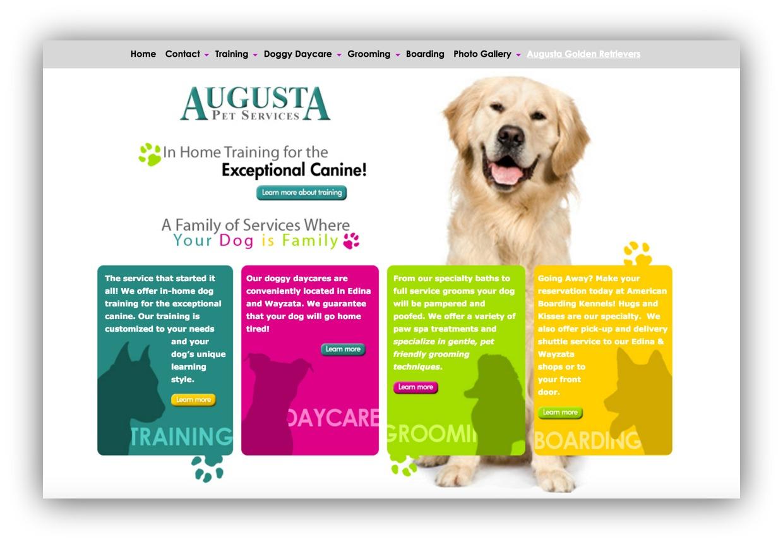 augusta pet services