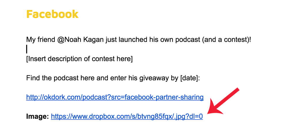 Launching a podcast how noah kagan got 10k listeners in one month and noah also made it a no brainer to share the podcast on social media recognizing that images do best on social he made his podcast cover accessible as pronofoot35fo Gallery