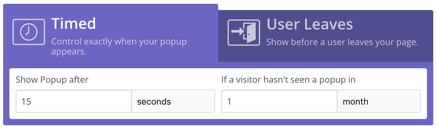 Screenshot showing settings on the Sumo dashboard