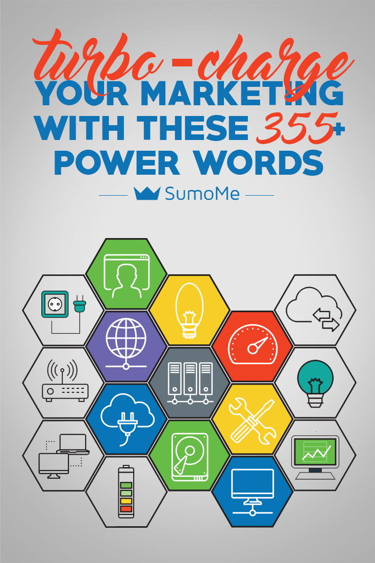 Turbo-Charge Your Marketing With These 390+ Power Words