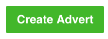 "Screenshot of a ""create advert"" button"