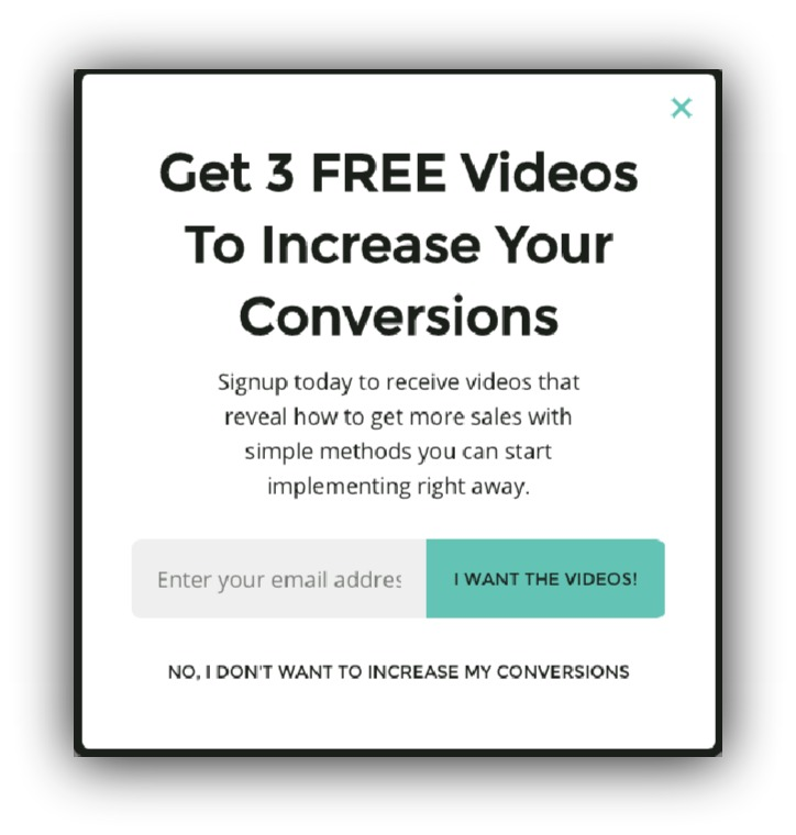 increase conversions hacks