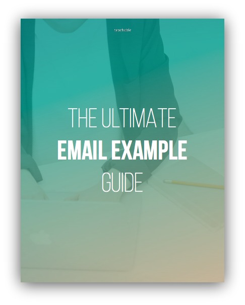 ultimate email example guide